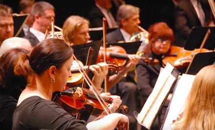 Las Vegas Philharmonic's Pops II: A Holiday Celebration on Sat., Dec. 17 at 2PM: C-Level Seating - Las Vegas Philharmonic's Pops II: A Holiday Celebration in Las Vegas