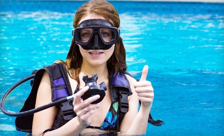 Scuba Refresher Course (a $79 value) - GirlDiver in Tukwila