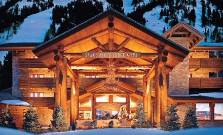 1-Night Stay for Two Adults and Up to Two Kids, Valid Through Dec. 25 - Snake River Lodge & Spa in Teton Village