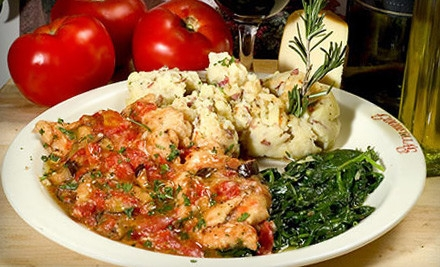 Dinner for Two (a $62.97 total value) - Original Goodfellas Pasta and Pizza in Staten Island