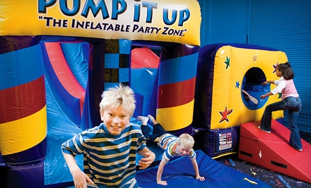3 Family Jump Time Sessions - Pump It Up in Jacksonville