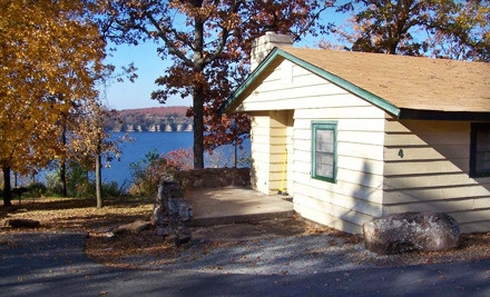 Tenkiller State Park: 1-Night Stay for Up to 4 in a 1-Bedroom Cabin - Greenleaf State Park & Tenkiller State Park in Vian