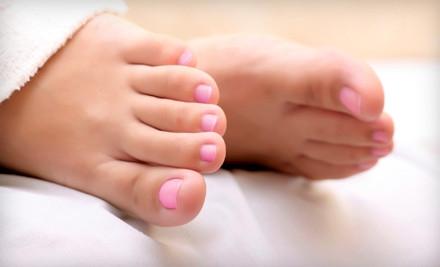 1 Spa Pedicure - Aleksandra's Nail Salon in Nashua