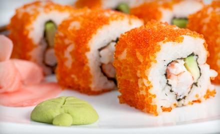$20 Groupon to Shogun Japanese Steak Seafood & Sushi - Shogun Japanese Steak Seafood & Sushi in Cordova