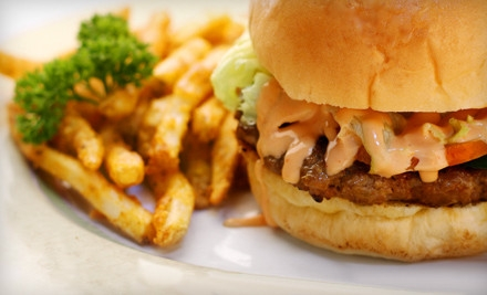 Burger Meal for Two (a $37 value) - Urbn Burgr in Bayside