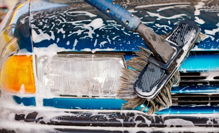 5 Single Suds Car Washes (a $50 value) - Plymouth VIP Carwash & Auto Service in Plymouth