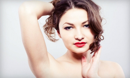 6 Laser Hair-Removal Sessions for Medium Areas  - Body Chic- Cosmetic MedSpa in Somerville