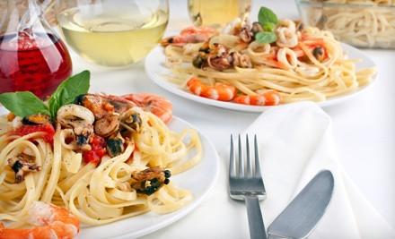 $40 Groupon to Via Veneto Ristorante Italiano - Via Veneto Ristorante Italiano in Chicago