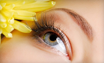 Full Set of Silk Eyelash Extensions (a $175 value) - A Touch of Lash in Las Vegas