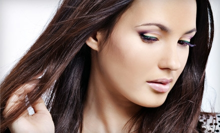 Haircut with Conditioning Treatment (an $80 value) - Aimee Salon & Spa in Forest Hills