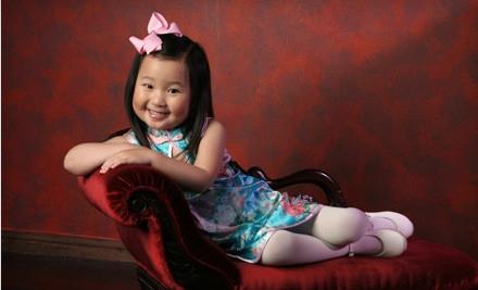 Family-Portrait Package (a $205 total value) - Yuen Lui Studio in Costa Mesa