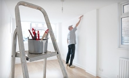 Interior Painting for One 12'x15' Room with a 10-Foot Ceiling (a $295 value) - Texas Painting Company in
