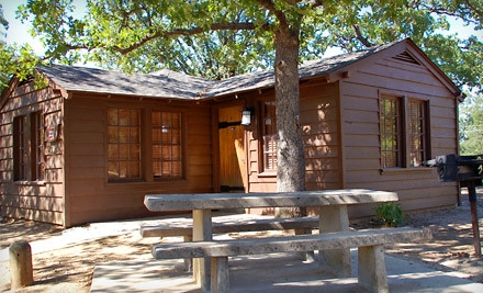 1-Night Stay in a Lodge Room or Cabin for Two (a $55 value) - Lake Murray Lodge in Ardmore
