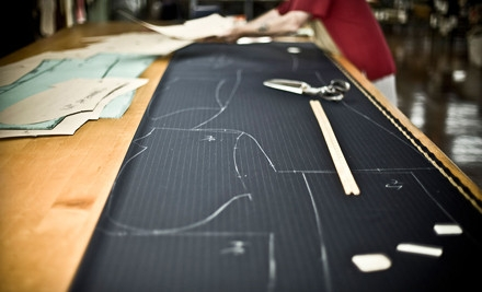 Menswear Package with 1 Custom-Made Suit, 2 Custom-Made Shirts, and 1 Tie - Banks & Ashby Custom Clothiers in