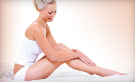 6 Laser Hair-Removal Sessions on a Small Area (a $240 value) - Aesthetic Allure in Brooklyn
