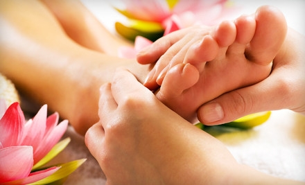 Deluxe Reflexology Package (a $45 value) - My Oasis Spa in Whittier