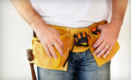 2-Hours of Handyman Services (a $180 value) - Spectrum Home Services in