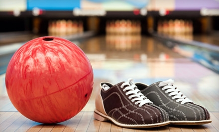 Bowling Package for 6 Including 2 Hours of Bowling, Shoe Rental for Up to 6, 1 Large Pizza, and a Pitcher of Soda - Cape Ann Lanes in Gloucester