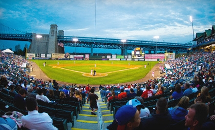 Camden Riversharks at Campbell's Field: Reserved-Seating Package for 8 to Any 2012 Season Game - Camden Riversharks in Camden