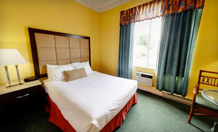 1-Night Stay with Breakfast - Pacific Inn Resort Hotel & Conference Centre in Surrey