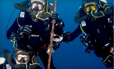 Discover Scuba for One, Including All Gear (a $25 value) - Dive Addicts in Draper