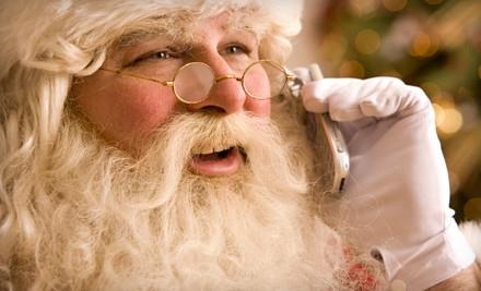 SendSantaCalls.com - Send Santa Calls in