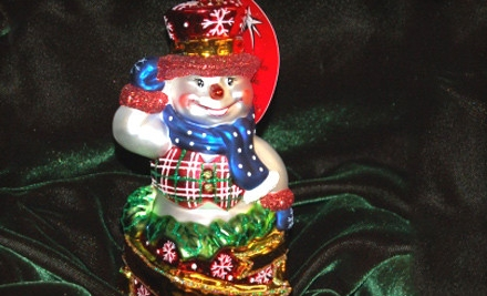 Russell Rhodes Christmas Ornaments - Russell Rhodes Christmas Ornaments in
