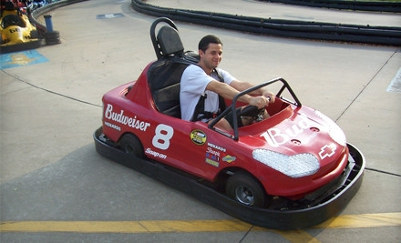 Go-Kart Outing for Four (a $130 total value) - Kissimmee Go-Karts in Kissimmee