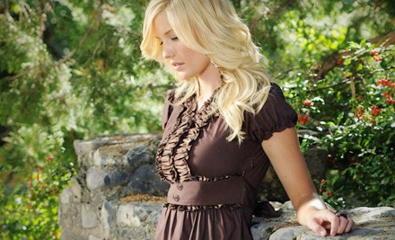 $50 Groupon for Dresses - Diviine ModesTee in