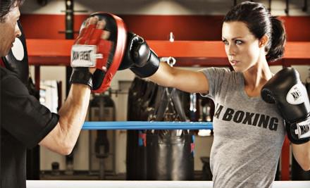 6 Classes (a $120 value) - LA Boxing in Walnut Creek