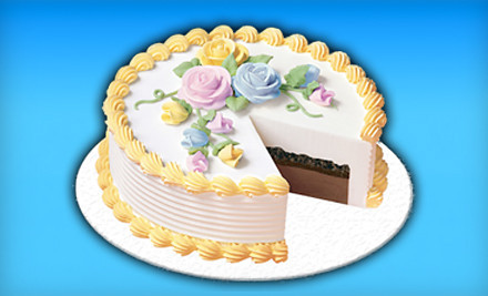 Dq Ice Cream Cake Mississauga