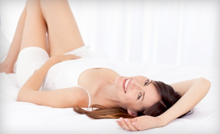 6 Laser Hair-Removal Sessions for One Small Area - Golden Angel Spa Center in Manhattan