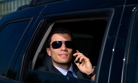 1-Way Airport Sedan Service for 3 (a $65 value) - Laskey's Transportation in
