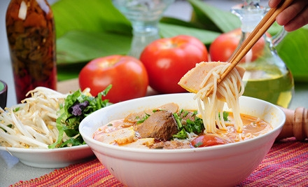 Dinner for Two (a $33.90 value) - Pho Bar and Grill in Washington