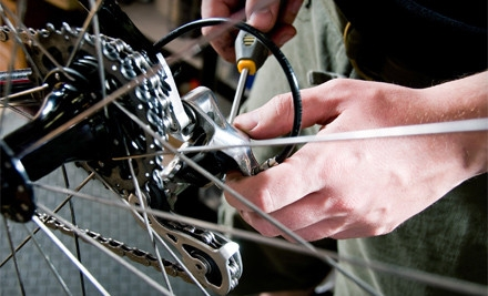 22-Point Bicycle Tune Up (a $90 value) - Concept Cyclery in Morgan Hill
