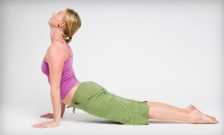 5 Yoga Classes (a $110 value) - Devotion Yoga in Hoboken