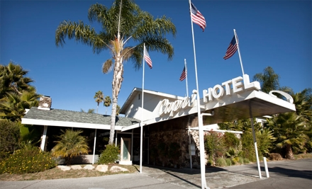 2-Night Stay for Four in a King or Double-Queen Patio or Balcony Room, Valid Sunday-Thursday - The Capri Hotel in Ojai