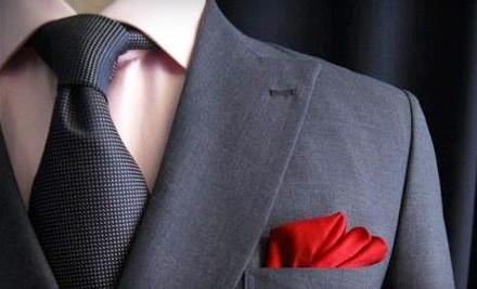Custom Suit Package  - Imparali Custom Tailors in Houston