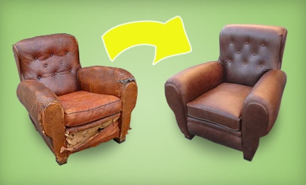 $200 Groupon for Reupholstery Services, Delivery, and Fabrics - MOD Restoration in