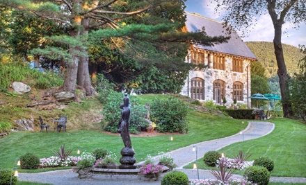 1-Night Stay for Two Adults in a Castle Room or Town-Home Hotel Suite Valid SundayThursday - Castle Hill Resort and Spa in Cavendish