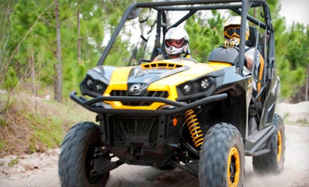 Dune-Buggy Adventure for 2 ($112 Value) - Revolution, The Off-Road Experience in Clermont