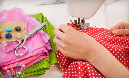 One Sewing Workshop (an $80 value) - The Sewing Maniac in Chicago