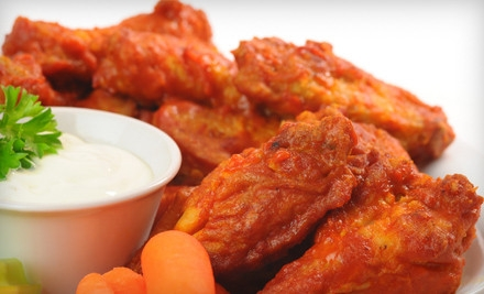 $20 Groupon - Wild Wing Cafe Jacksonville in Jacksonville