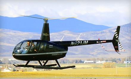 Colorado HeliOps - Colorado HeliOps in Broomfield