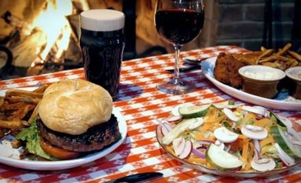 $30 Groupon for Irish Fare during Dinner, Valid After 2PM - Keegan's Irish Pub in Minneapolis