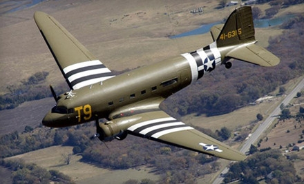 Southern Cross Douglas C-47 - Southern Cross Douglas C-47 in Fort Worth