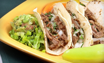 Mexican Dinner for Two (up to a $59 total value) - Hola Cantina in West Caldwell