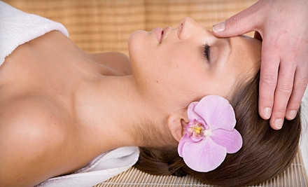 Choice of 60-Minute Massage or Facial with Eyebrow Design - NamasDay Wellness Center in Bellevue