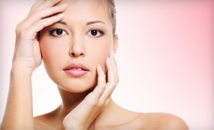 1 Mini-Facial-and-LED- Light Therapy (a $135 value) - A-1 Amazing Massage & Day Spa in Tomball