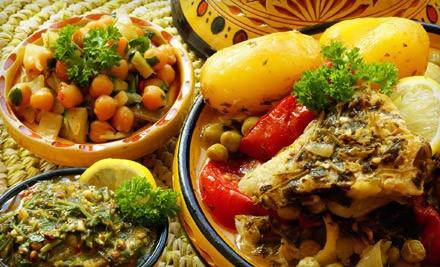 Ethiopian Dinner for 2 - Meskerem Ethiopian Restaurant in Atlanta